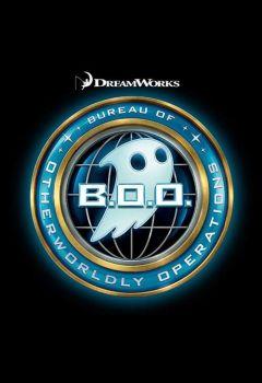 B.O.O.: Bureau of Otherworldly Operations